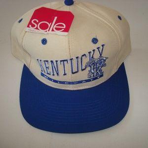 Other - KENTUCKY WILDCATS VINTAGE SNAPBACK HAT CAP 90S
